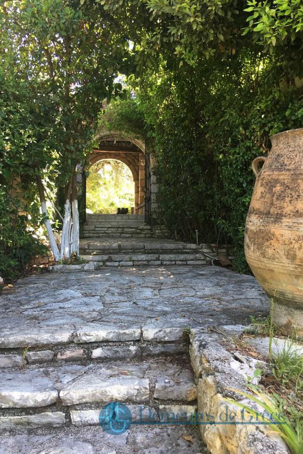 Elegante Demeure Historique A Vendre A Sivota, Grece