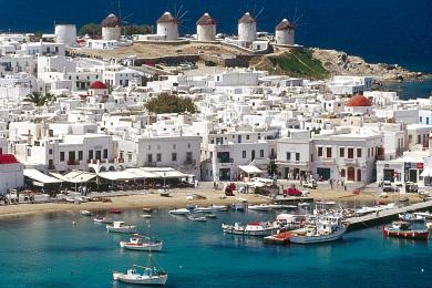 4-star boutique hotel for sale in Mykonos Greece.